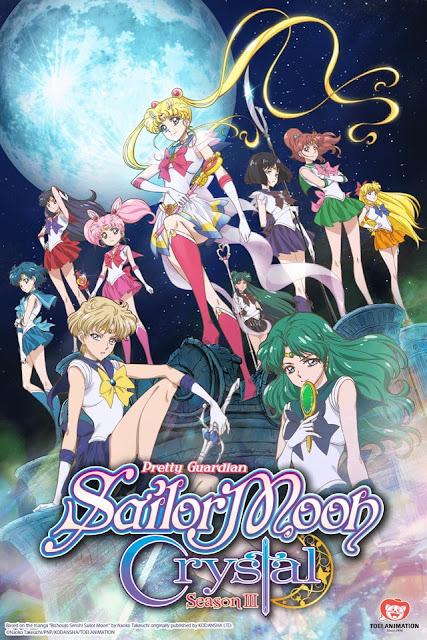 Sailor Moon Crystal Season 3