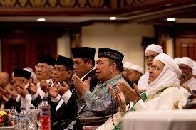 Pertemuan Pimpinan Muslim Moderat Dunia, Diplomasi Damaikan Timur Tengah