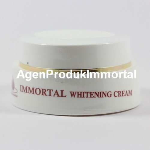 IMMORTAL WHITENING CREAM