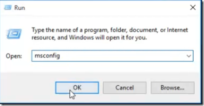 Windows Run Command