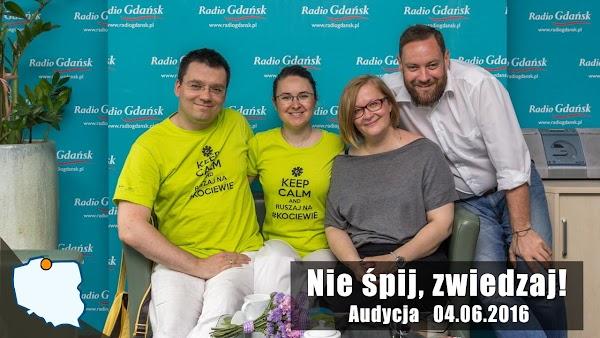 Audycja o Kociewiu w Radio Gdańsk