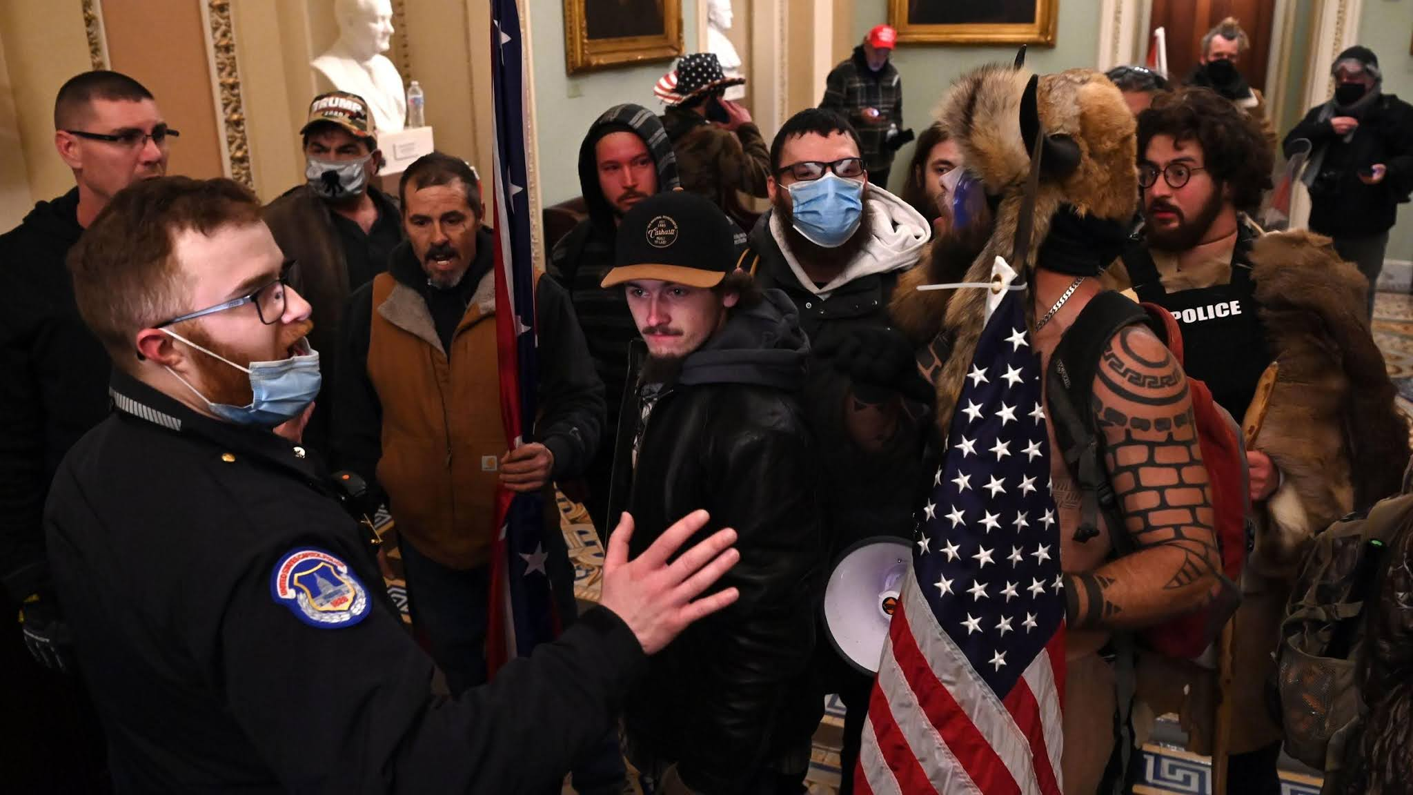 'Strong evidence' shows Pro-Trump supporters intended to kill Mike Pence, members of congress during U.S. Capitol riot, prosecutors say