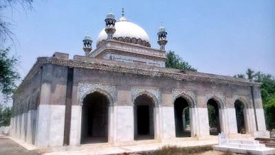 Kharral_tomb