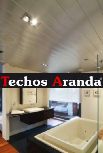 Techos en Alcañiz