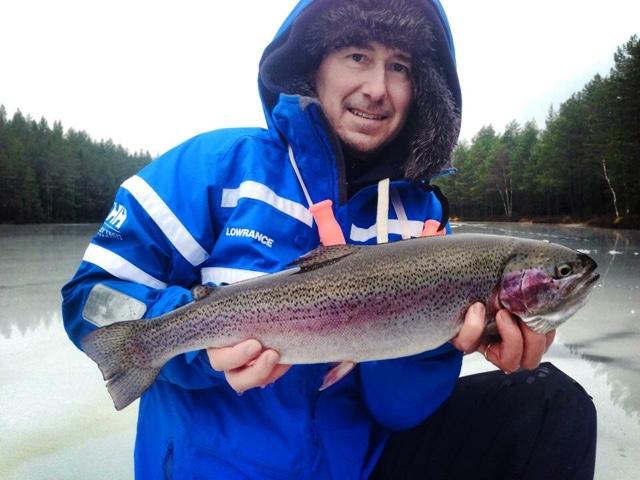 Fiske efter Regnbåge