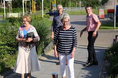 Terbroek  Seniorendag  Brood en koor De ankervelders 1--6--2016