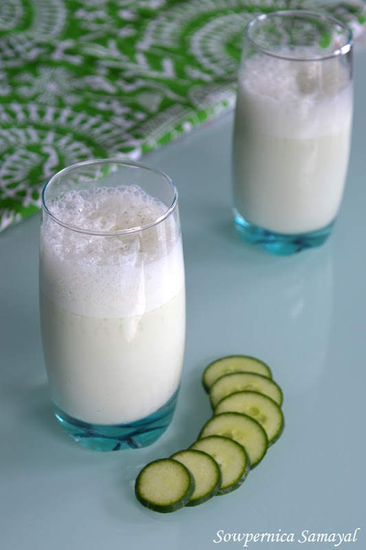 Cucumber Buttermilk