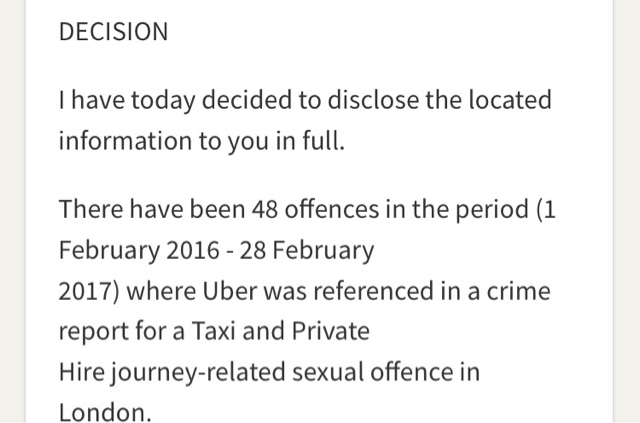 Taxi Leaks: It's Official, Uber Driver Sexual Attacks On Passengers