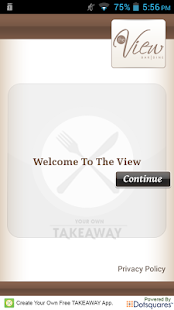 The View Takeaway- screenshot thumbnail