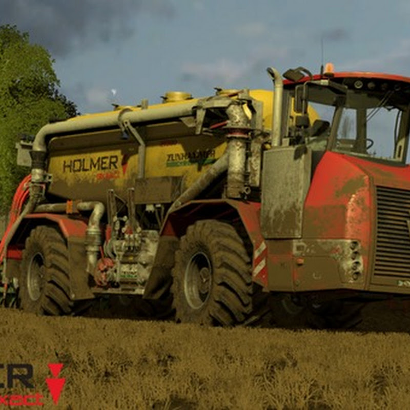 Farming simulator 2017 - Holmer Terra Variant 600 ECO Pack V 2.6.1