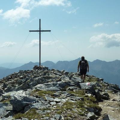 Gipfelerlebnisse im Vinschgau mit dem Berglouter