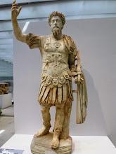 Photo: Marcus Aurelius, Louvre-Lens (foto bma)