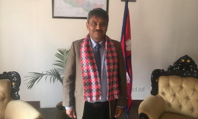 काठमाण्डौ विश्वविद्यालयको उपकुलपतिमा प्रा.डा. भोला थापा नियुक्त