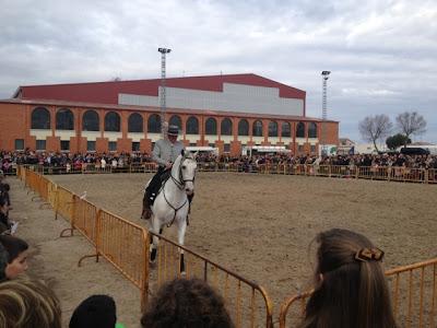El Cuarto Poder 2 0 Conchi Bayón En La Feria De Fuentepelayo