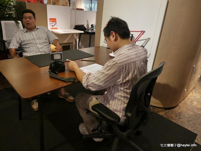 雅浩家具-頂級人體工學椅NEW AERON 發表會-對脊椎友善的健康書桌椅-伸展背部、舒緩肢體,改變如坐針氈的日常,提升大無限的運用可能~辦公室桌椅/居家生活/生活美學/健康樂活 健康養身 攝影 民生資訊分享