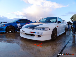 DC2 with Mugen Front Bumper