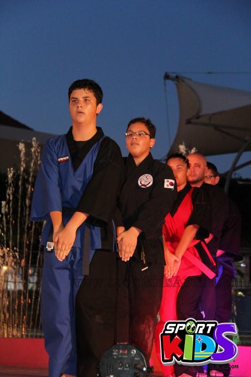show di nos Reina Infantil di Aruba su carnaval Jaidyleen Tromp den Tang Soo Do - IMG_8674.JPG