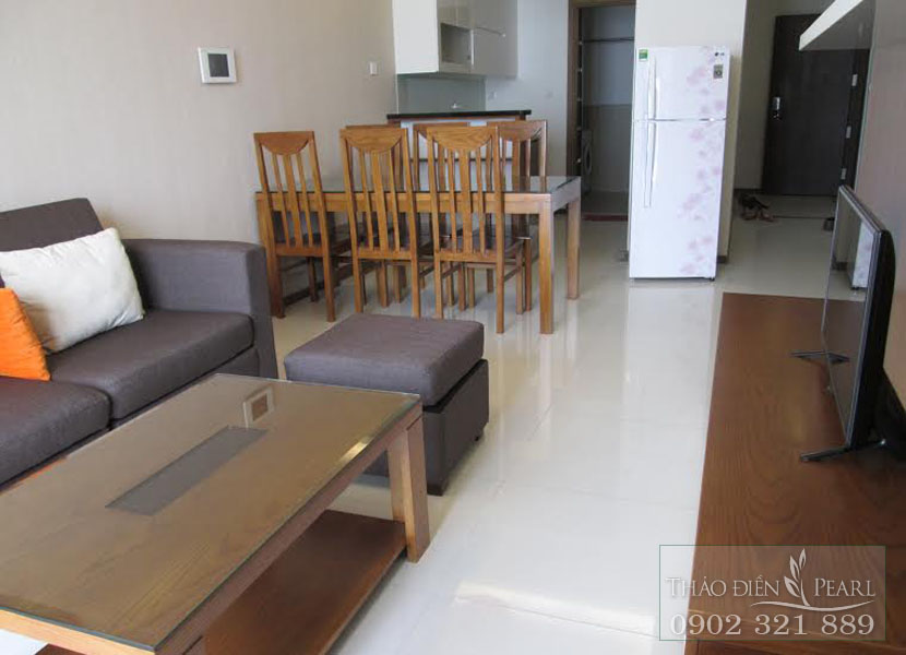 giá cho thuê căn hộ Thảo Điền Pearl