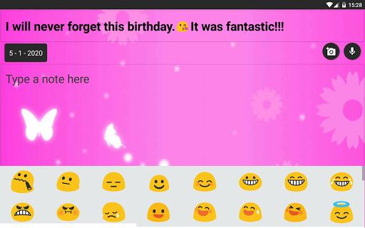 My Diary screenshot 14