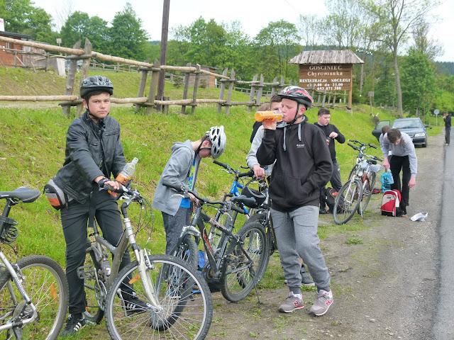 Wycieczka rowerowa Olchowiec - P1150979.JPG