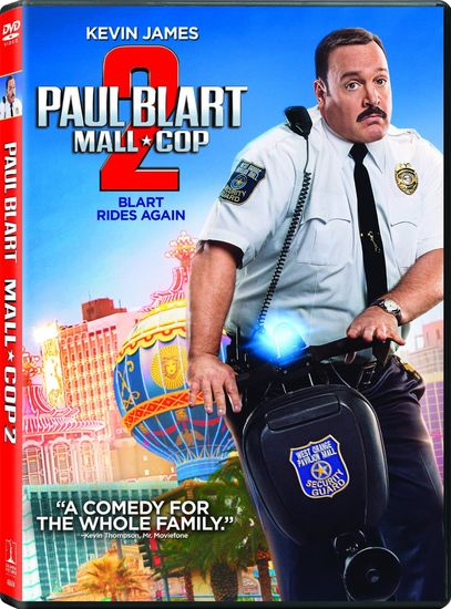 Paul Blart Mall Cop 2 – Latino