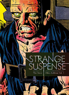 Strange Suspense de Steve Ditko. Edita Diabolo