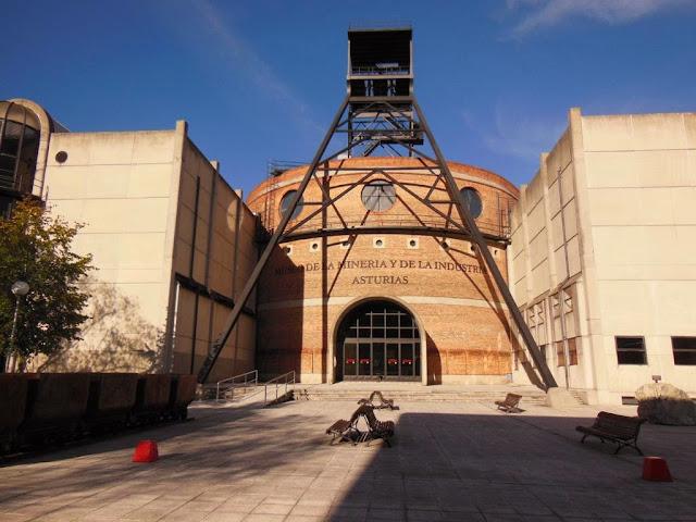 Museo de la Minería y la Industria de Asturias (MUMI)