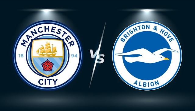 Premier League: Brighton Vs Man City Match Preview and Lineup