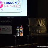 OIC - ENTSIMAGES.COM -  at the  Virgin Money London Marathon Press Conference Tower bridge London 20th April 2016 Photo Mobis Photos/OIC 0203 174 1069