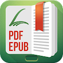 PDF Viewer - Book Reader Lirbi icon