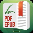 Lirbi Reader: PDF, EPUB, MOBI icon