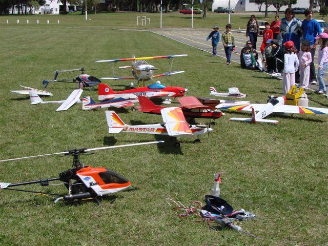 Aeromodelismo en Villa Serrana, próximos 27, 28 y 29 de enero