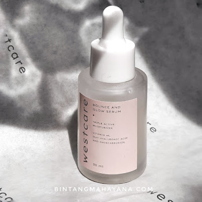 Review Westcare Bounce and Glow Serum