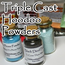 Hoodoo Powders