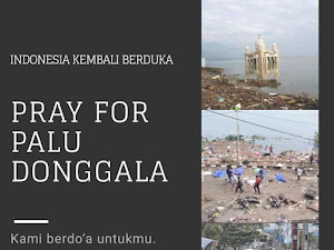 Pray for PALU DONGGALA