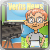 Verbs News Application Review image