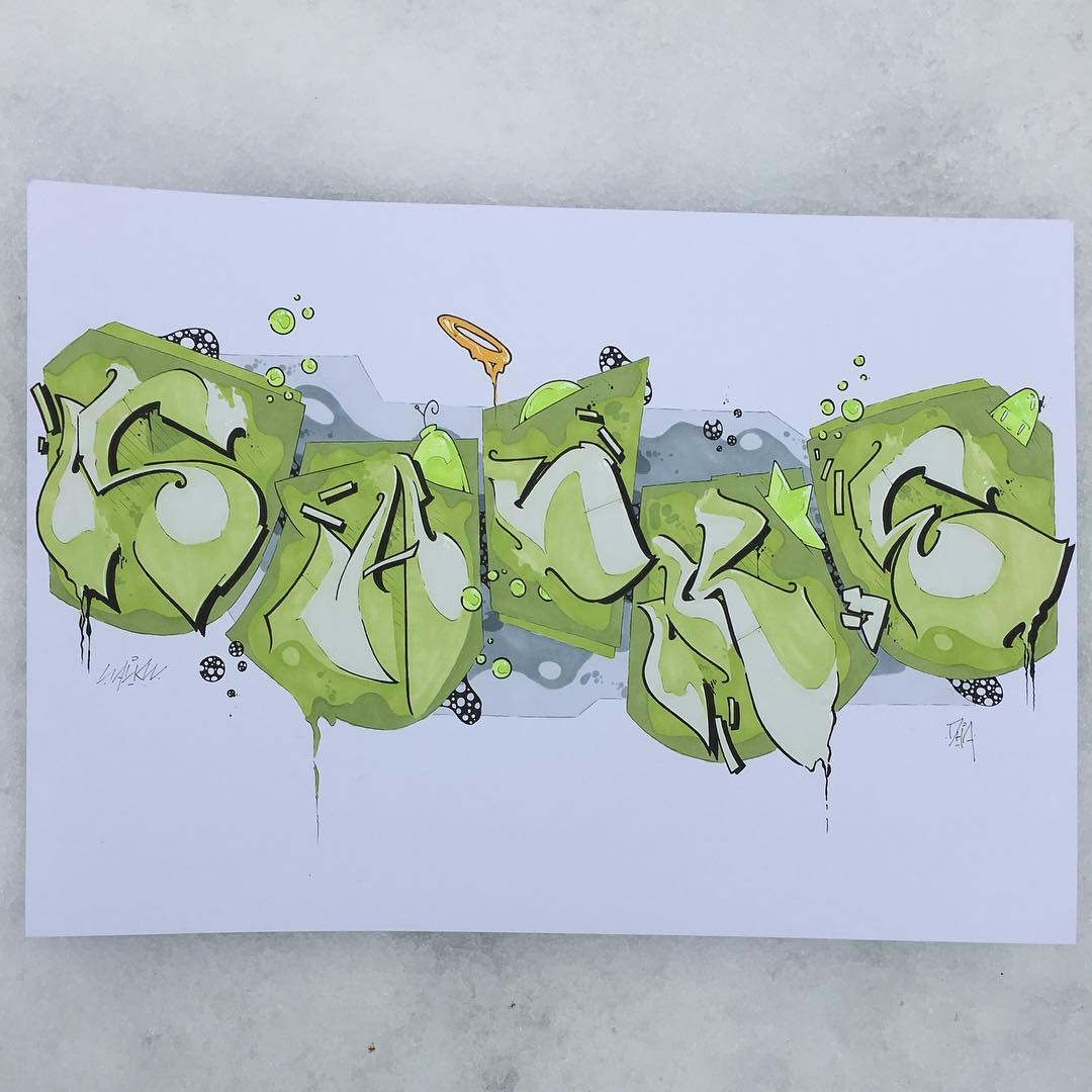 dibujos-lapiz-graffitis507