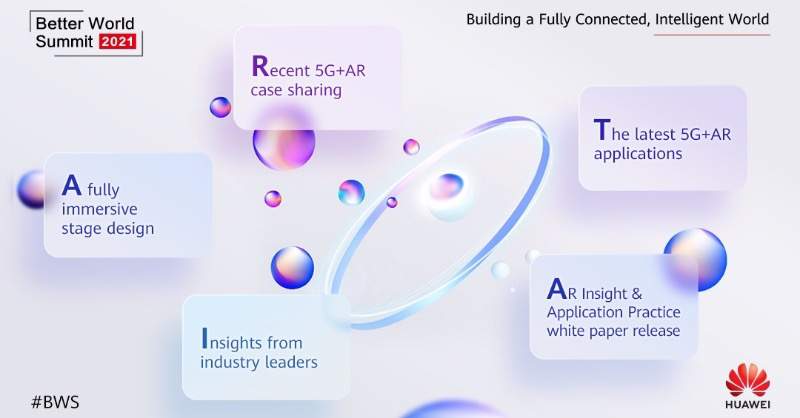 Huawei เปิดตัวสมุดปกขาวฉบับล่าสุด เผยประโยชน์ของเทคโนโลยี 5G และ AR ที่มีต่อภาคอุตสาหกรรม