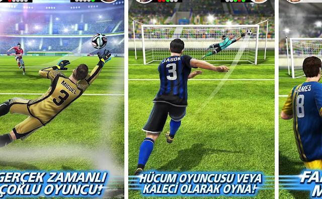Football Strike - Multiplayer Soccer Son Güncelleme Detaylar