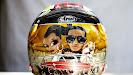 Lewis Hamilton special Monaco helmet