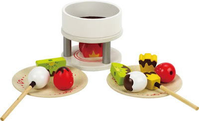 Hình ảnh bộ Đồ chơi Lẩu Socola Hape Chocolate Fondue