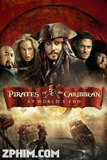 Cướp Biển Vùng Caribê 3: Nơi Tận Cùng Thế Giới - Pirates of the Caribbean: At World's End (2007) Poster