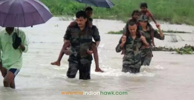 Madhya Pradesh Floods: 1,171 Villages Hit by Deluge; Indian Army Called in for Rescue Ops in 4 Districts