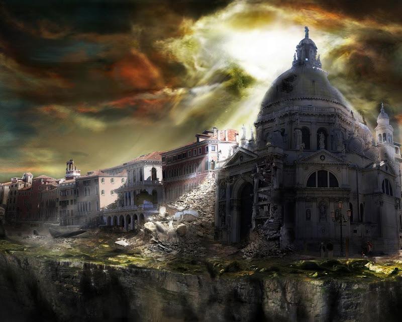 Nightmare Of Abandoned Territory, Fantasy Scenes 3