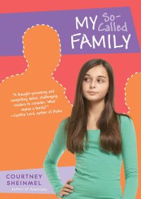 My So-Called Family By Courtney Sheinmel