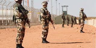 Pour faire face aux incursions terroristes libyennes: Alger construit un mur à ses frontières Est