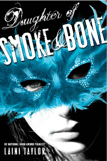 Daughter of Smoke and Bone (Daughter of Smoke and Bone, Book 1), By Laini Taylor USA (United States) cover art