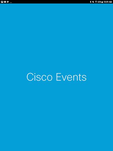 Cisco Events screenshot 5