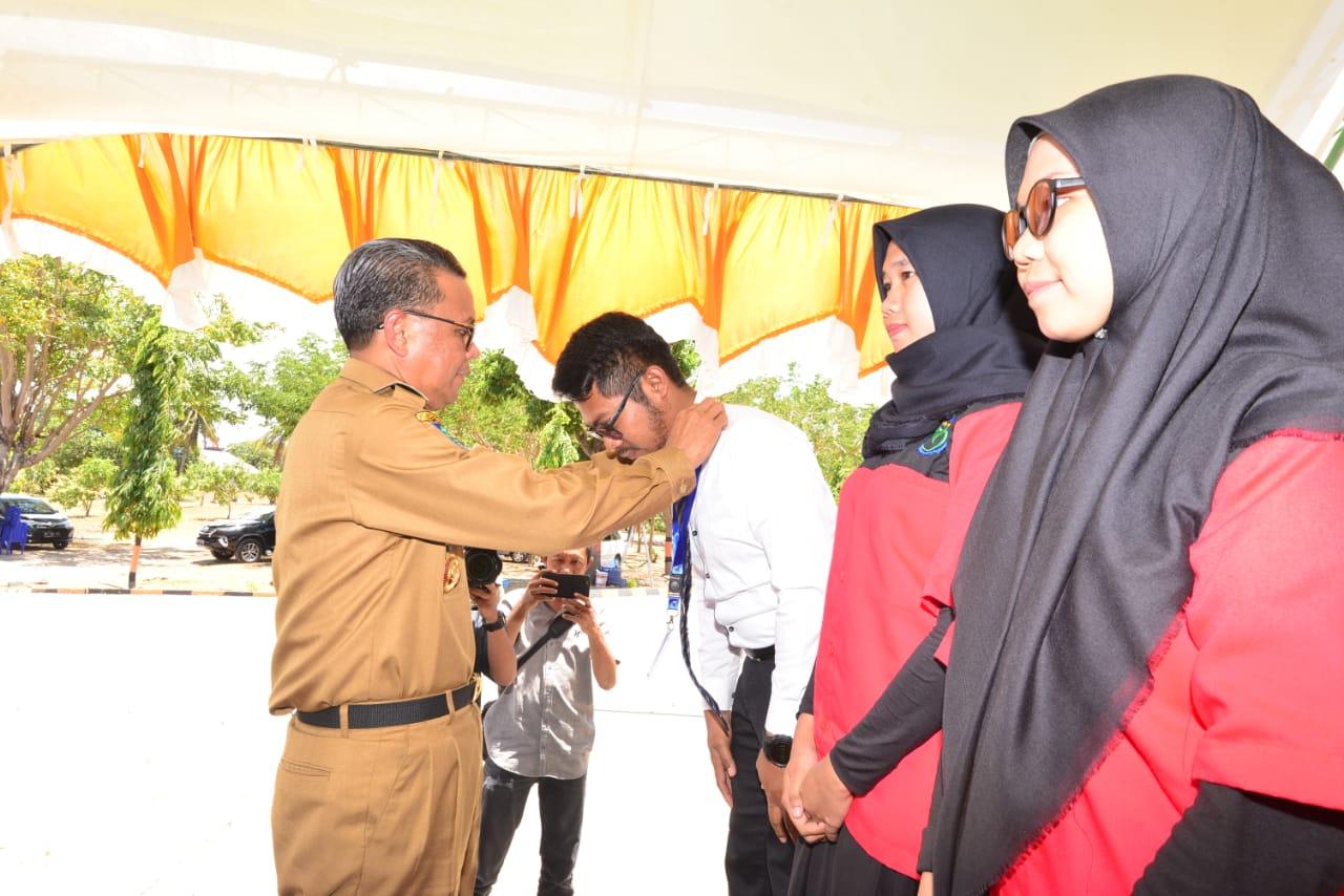 Sebanyak 48 Orang dari Seluruh Daerah di Indonesia Berhasil Lolos  Pelatihan di BLK Bantaeng