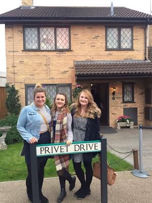 Warner Brothers Harry Potter Studios Tour London Privet Drive